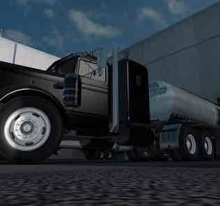 Kenworth 521 Mod for American Truck Simulator