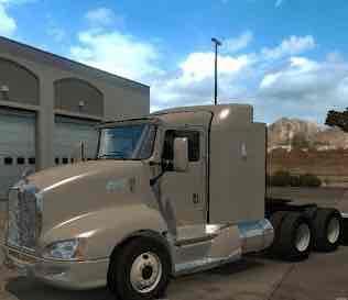 Kenworth T660 V1.7.2 Mod Mod for American Truck Simulator