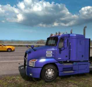 Coast To Coast V 2.8.2 Mod for American Truck Simulator