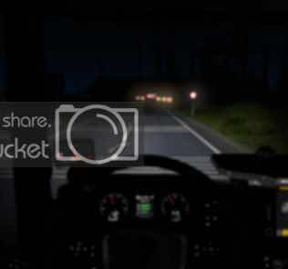 Reflective Signs V0.1 1.35 Mod for Euro Truck Simulator 2