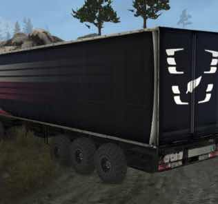 Scania R1000 Truck v14/05/18 Mod for SpinTires MudRunner