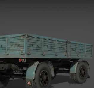 Series MAZ-500 Truck v09.06.18 Mod for SpinTires MudRunner