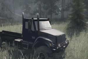 TBT IHC 7400 truck v12.05.18 Mod for SpinTires MudRunner