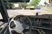 Scania 2009 Interior by dm247 1.36.x Mod for Euro Truck Simulator 2