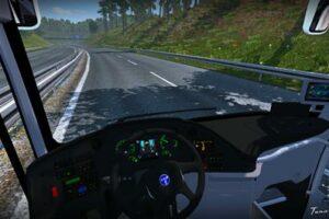 Temsa Safir Plus Euro 6 1.36.x Mod for Euro Truck Simulator 2